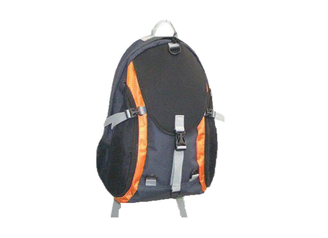 Casual Backpack in Black Side
