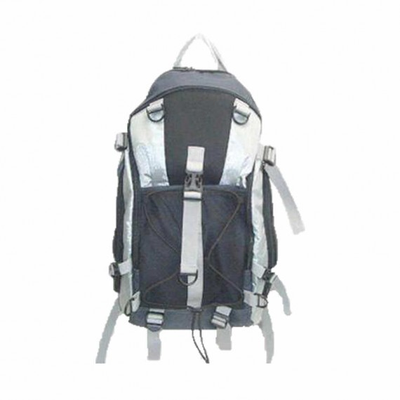Backpack with many Pockets
