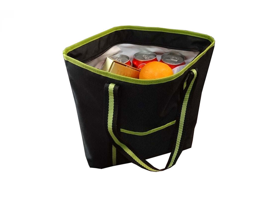 Cooler Tote Bag Open