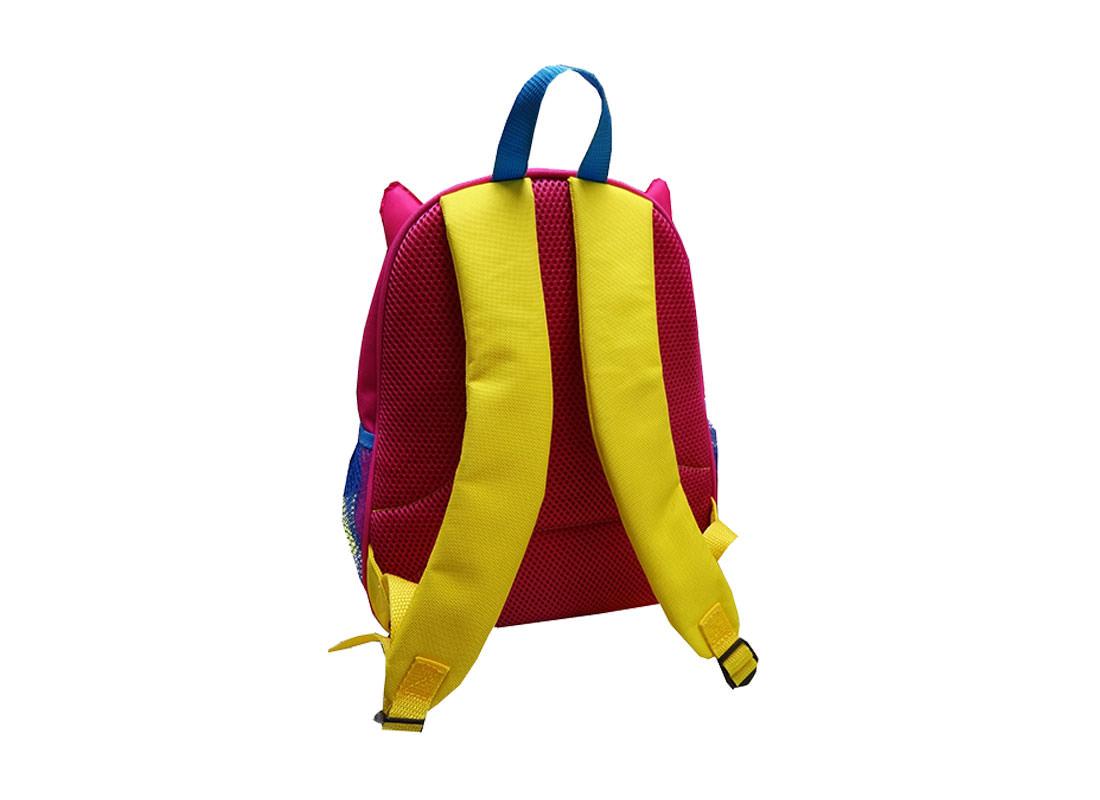 Squirrel Backpack for Children Back