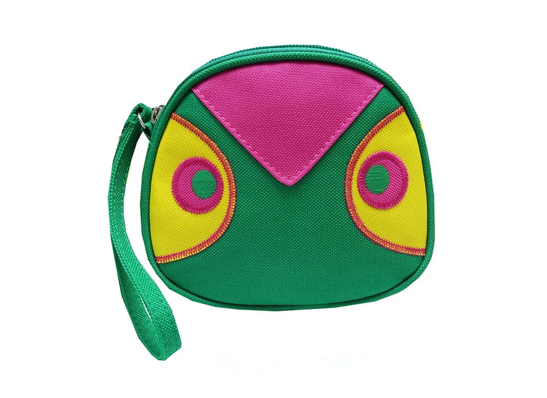 Owl Zipper Pouch for Children