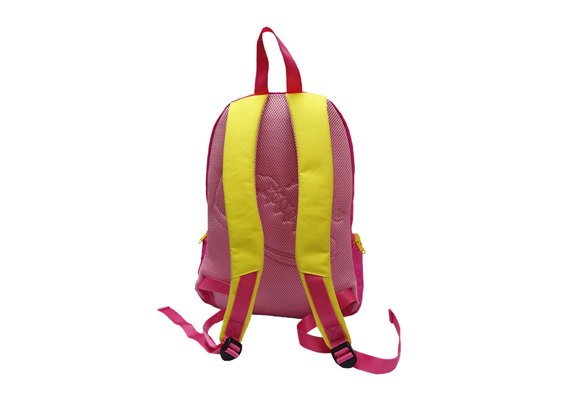 Shoe Shaped Backpack back