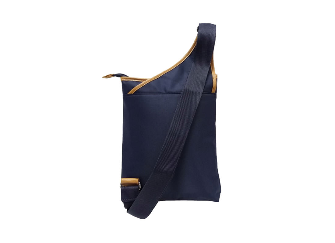 square sling bag for men back