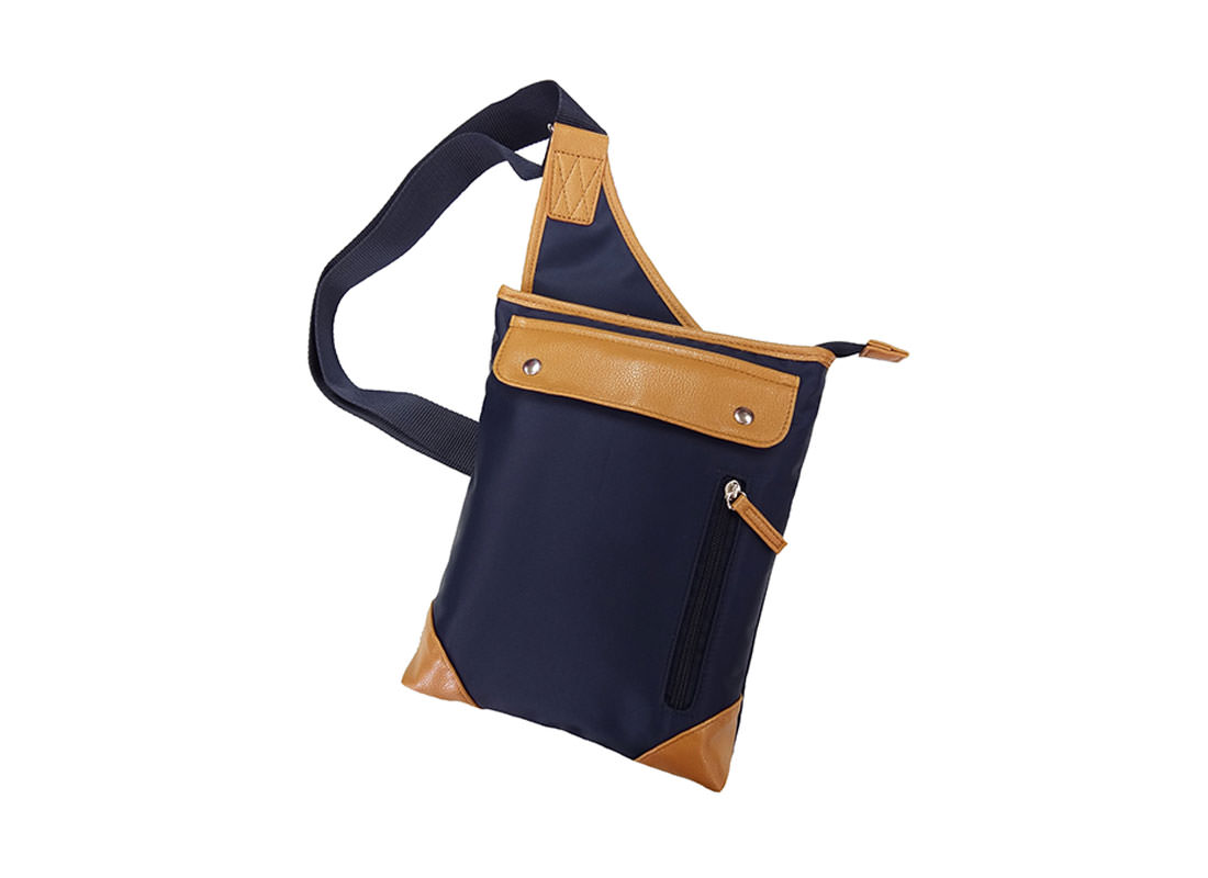 square sling bag for men side