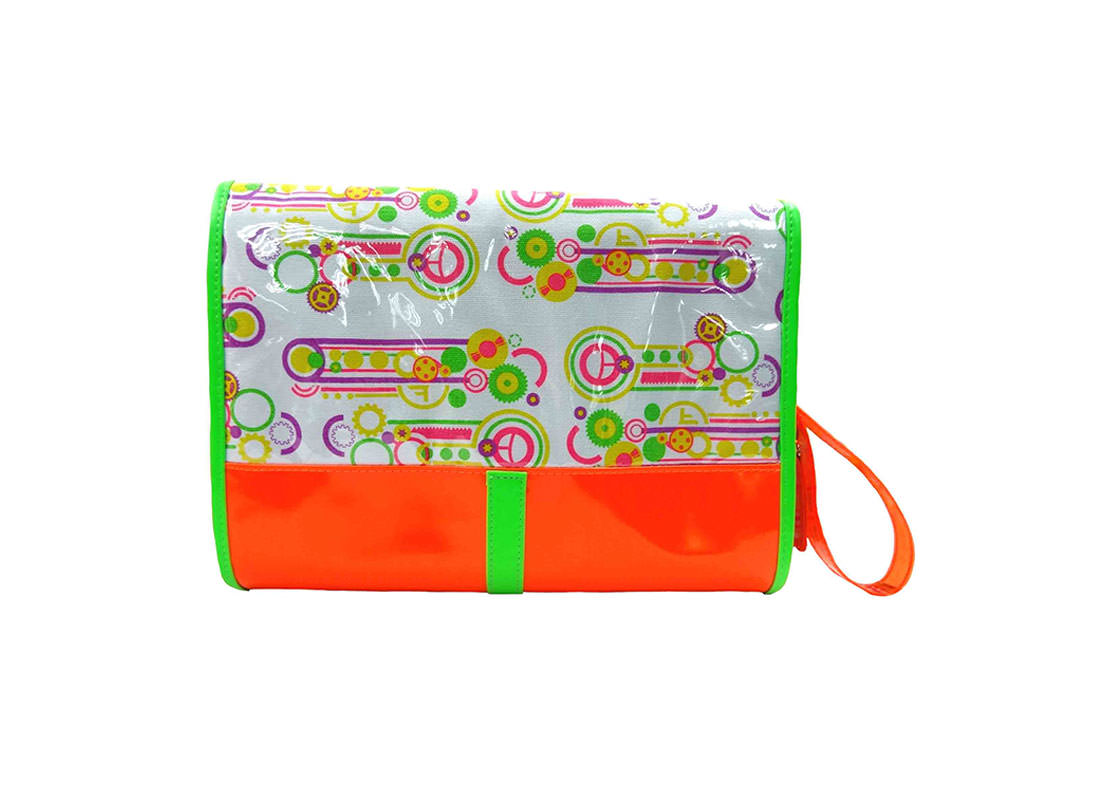 Wrap Up Toiletry Bag Back
