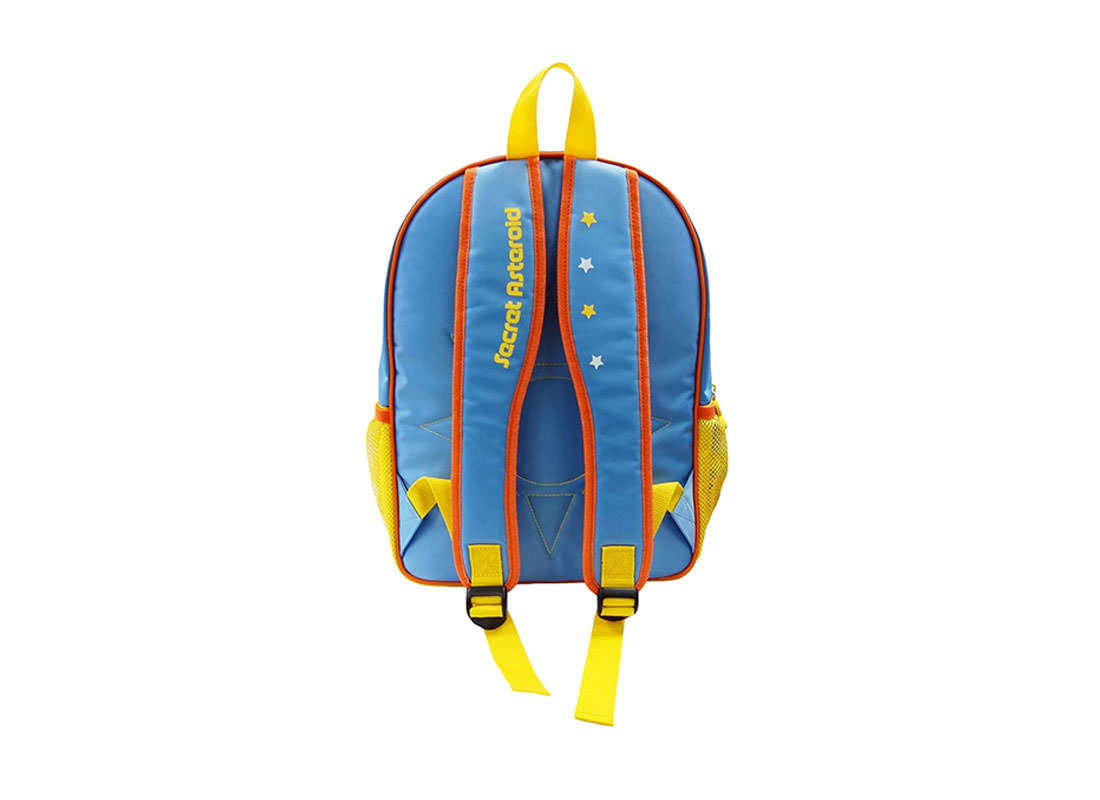 Alien Backpack for Children Back