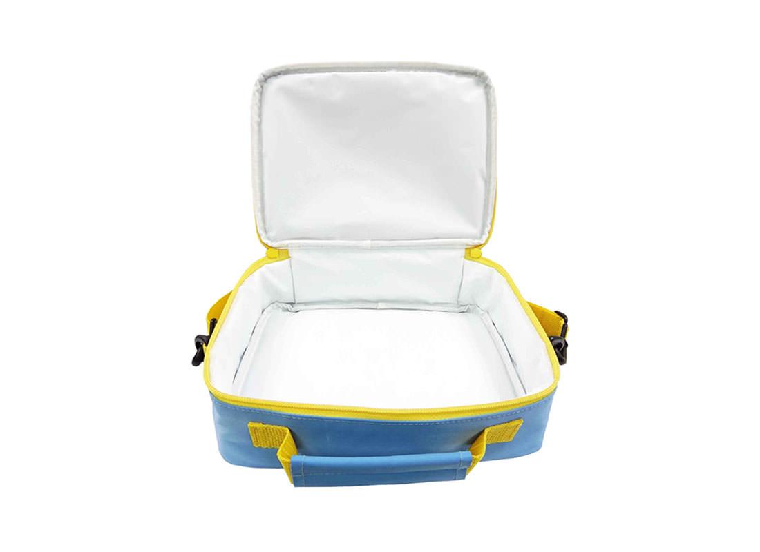 Alien Lunch Bag for Children Open