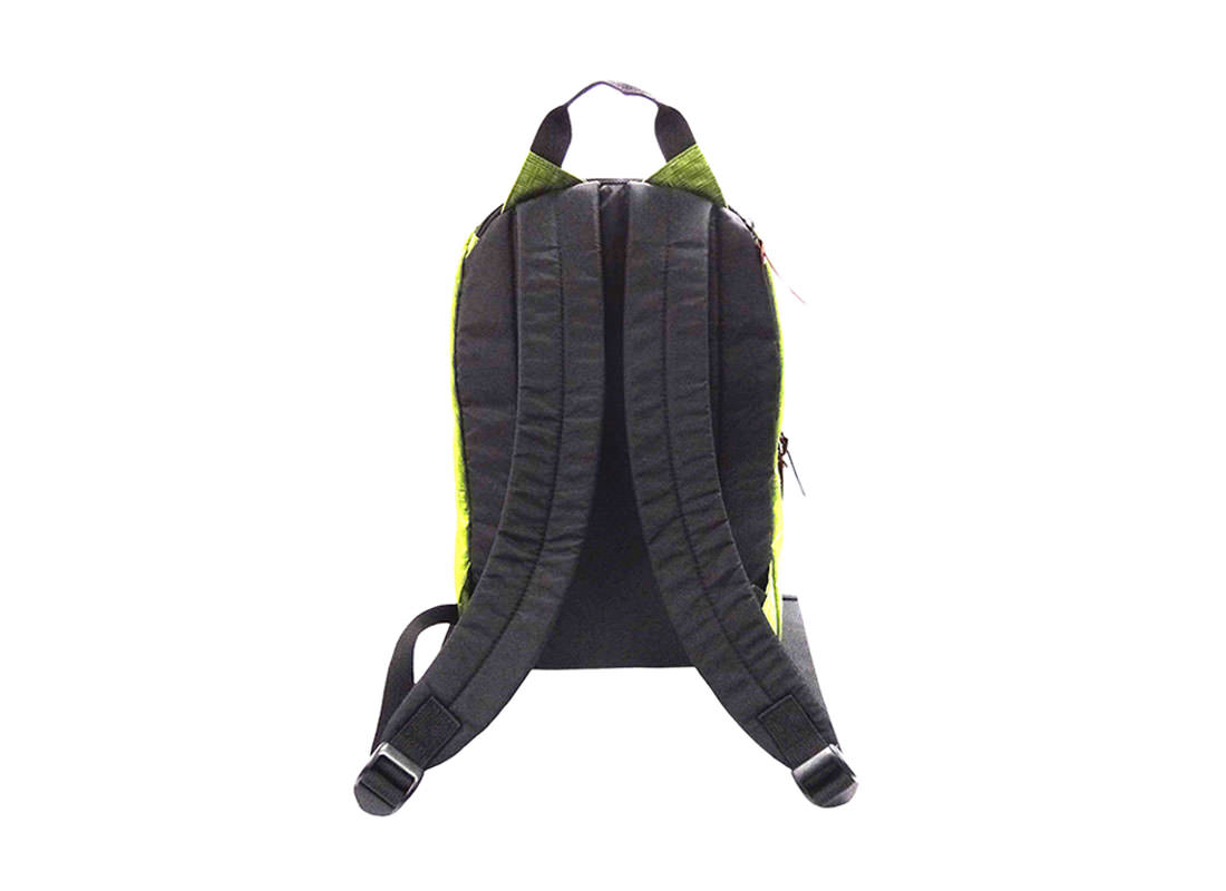 ripstop iPad/tablet backpack back