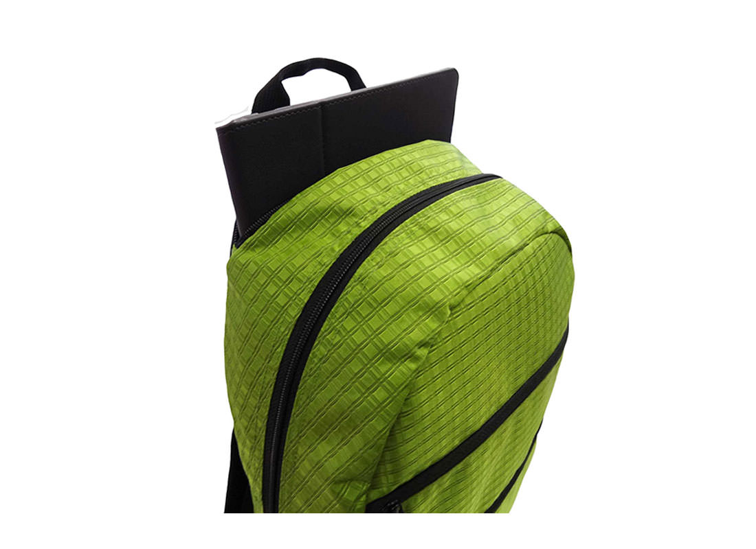 Ripstop iPad/Tablet Backpack tablet compartment
