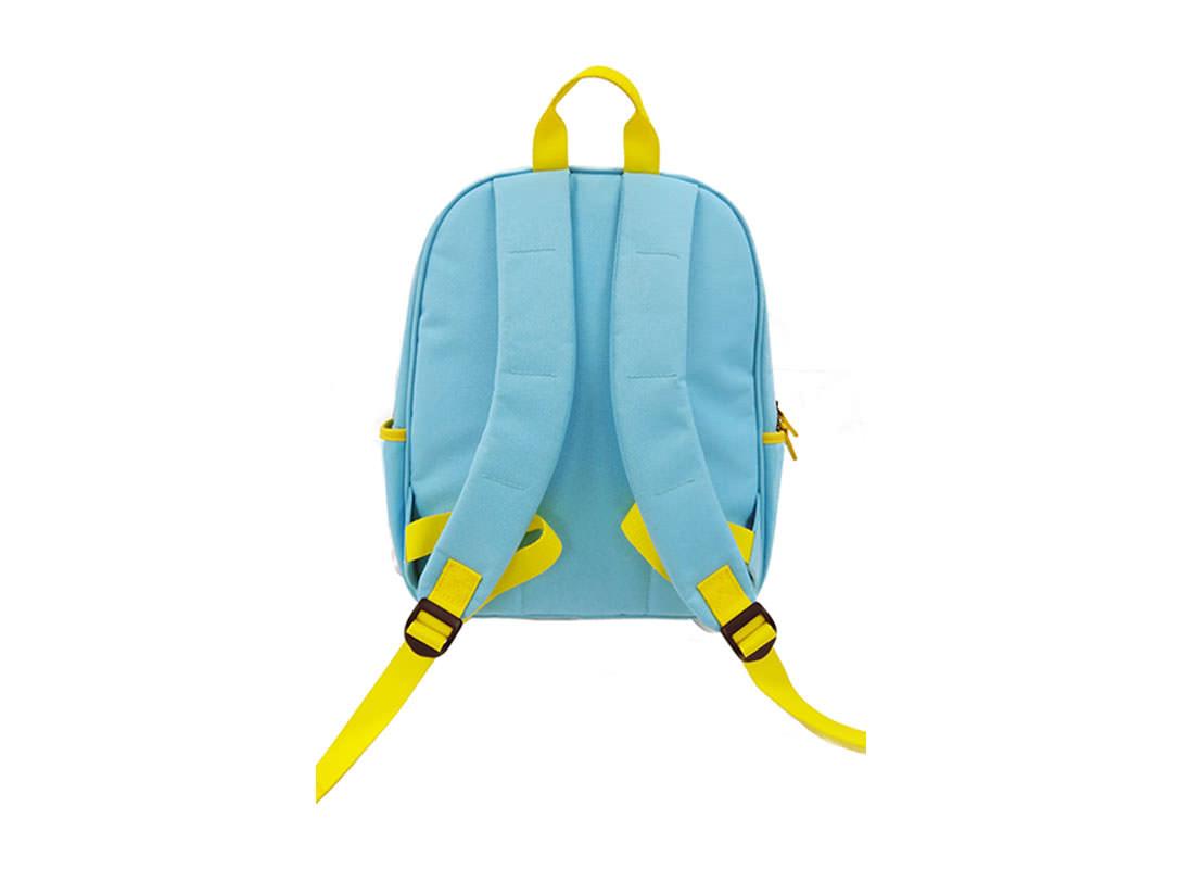 Owl Backpack for Children Back