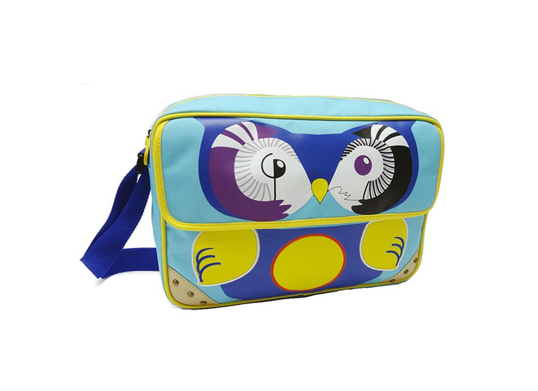 Owl Shoulder Bag for Children