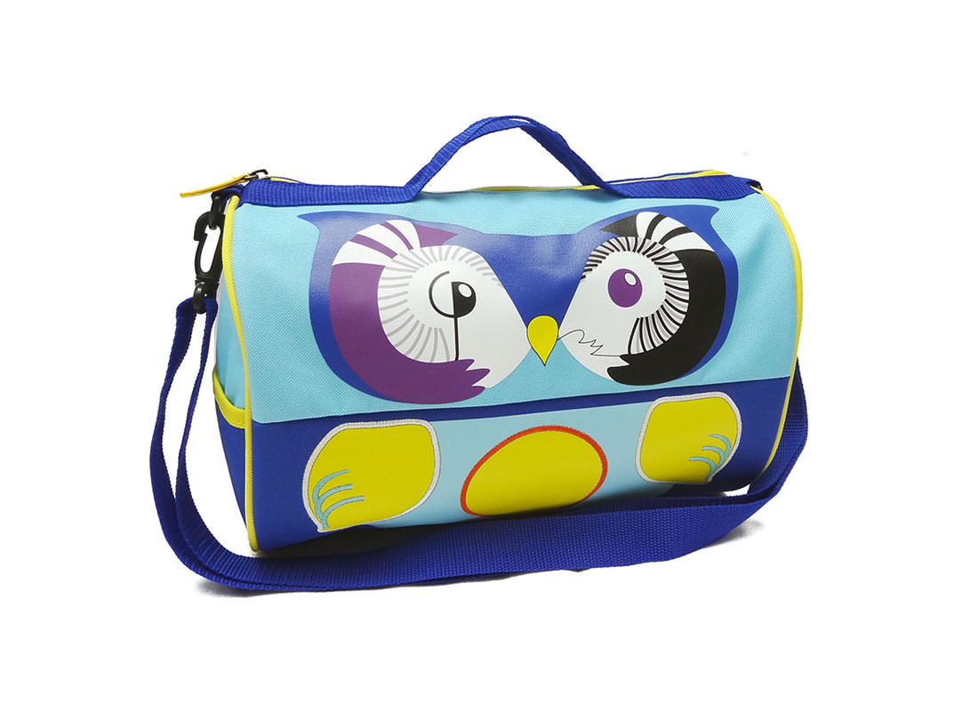 Owl Duffel Bag for Children