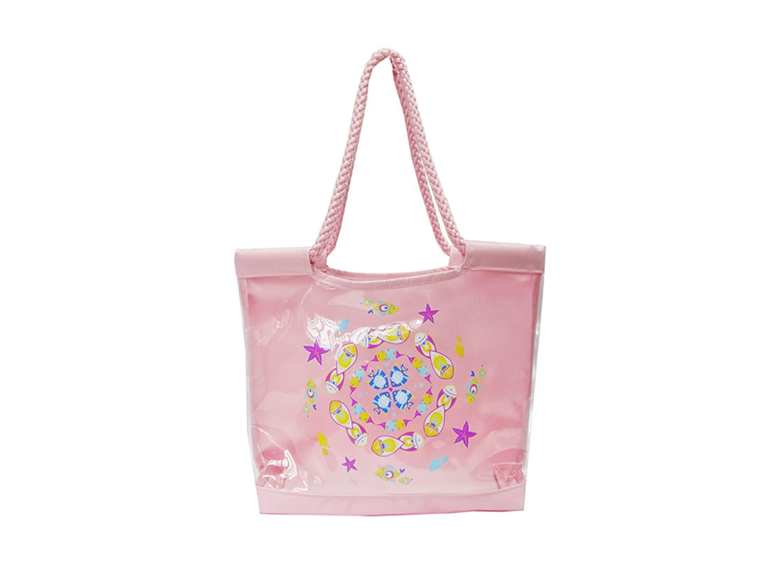 transparent tote bag for Children