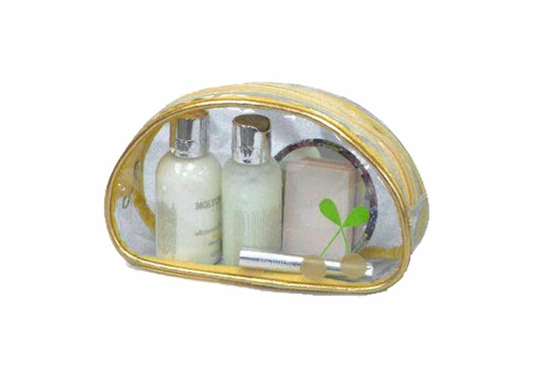 Transparent Pouch for cosmetic or daily accessories
