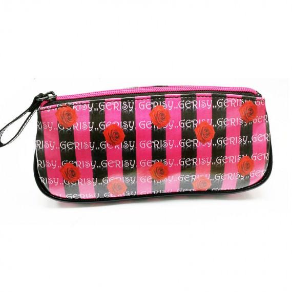 Rose Cosmetic Bag
