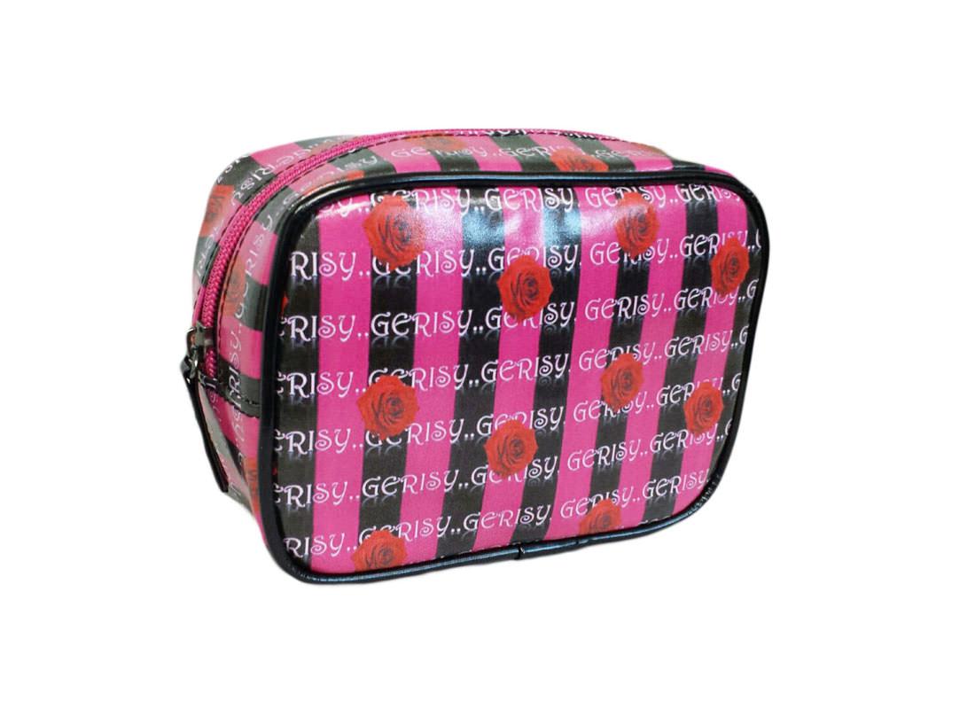 Rose Makeup Bag