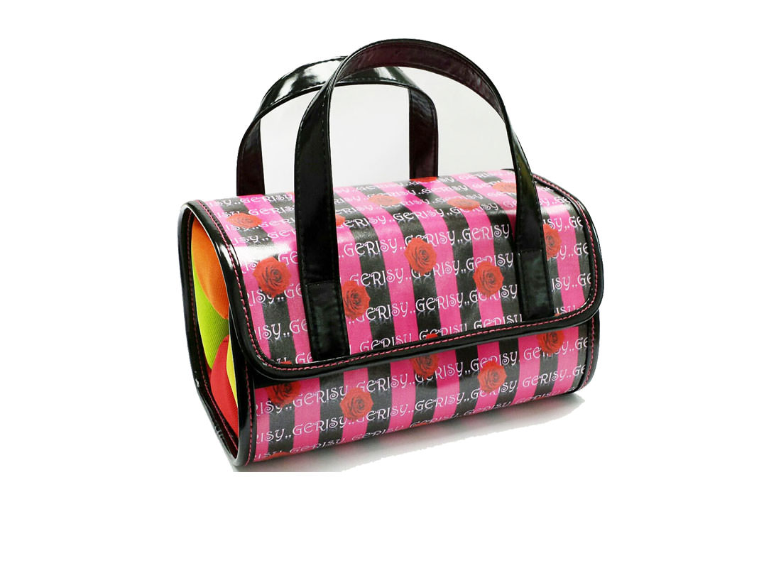 Roll Cosmetic Bag Side