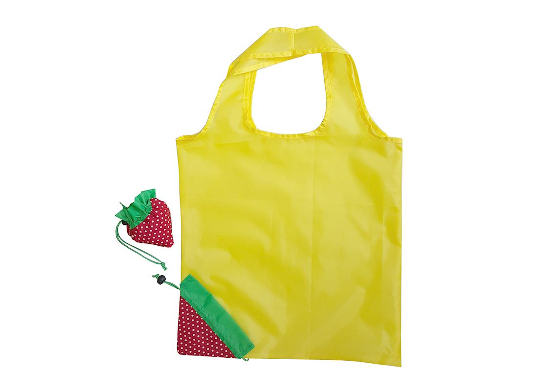 Strawberry Shopping Bag Foldable