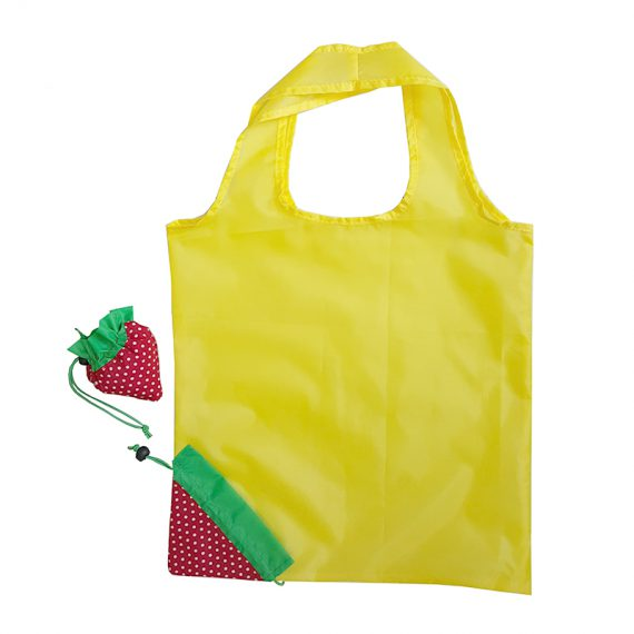 Strawberry Shopping Bag Foldable