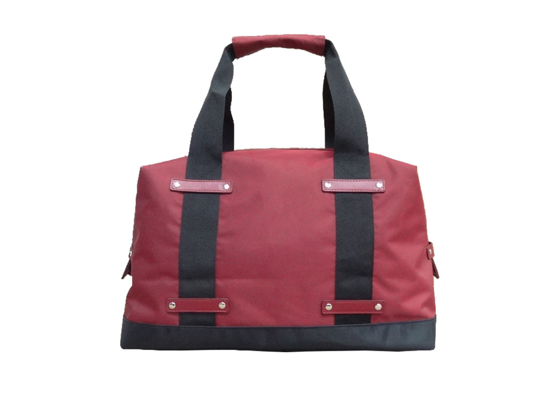 Classic Holdall in Red