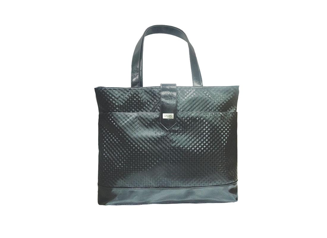 Women Tote Bag in Black