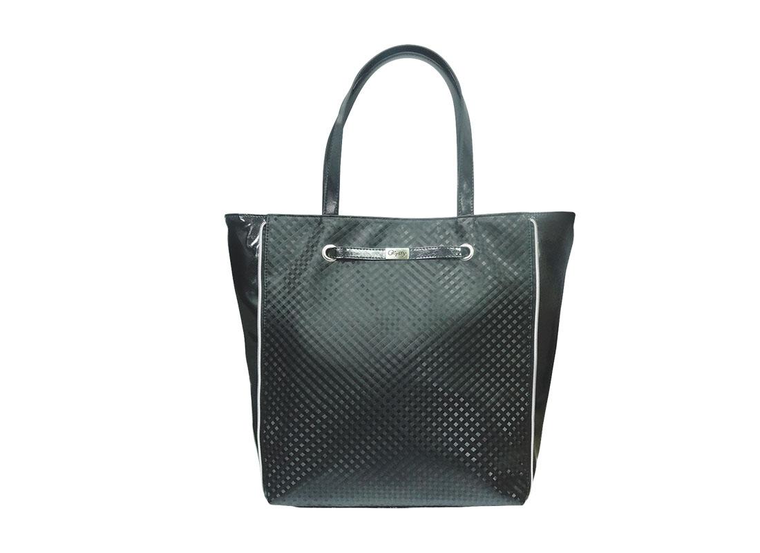 Fashion Tote Bag in Black