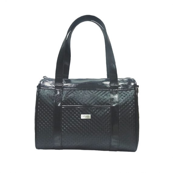 Boston Bag for women in Black