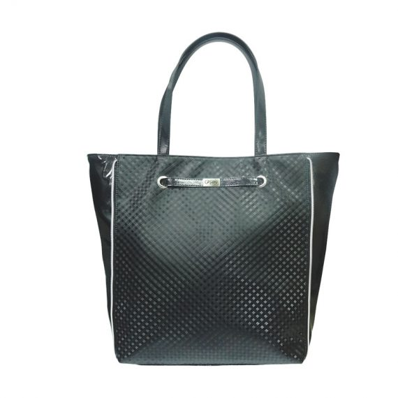 Fashion Tote Bag in Black