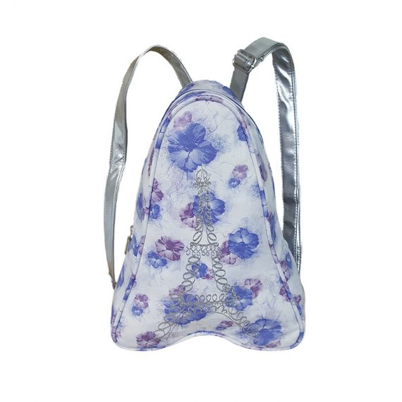 small backpack for women in tower shape