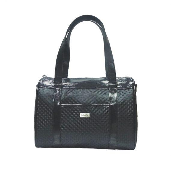 Boston Bag for women in Black