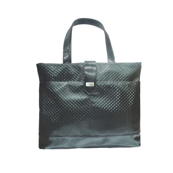Women Tote Bag in Black