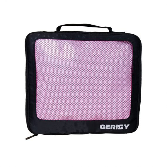 Medium Travel Kits Bag with mesh front