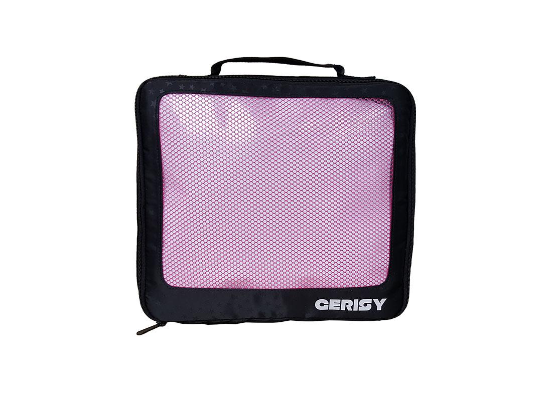 Medium Travel Kits Bag with mesh front