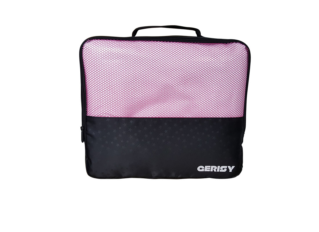 Extra Large Travel Kits Bag with mesh front