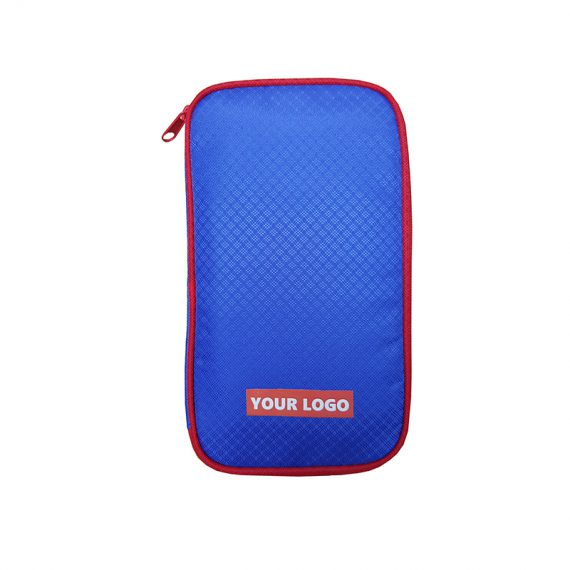 Passport Holder in Blue