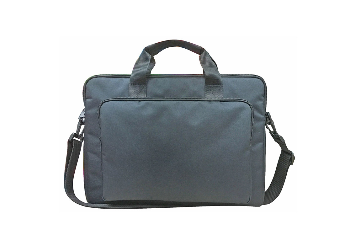 """classic laptop bag in black for 15"""""""
