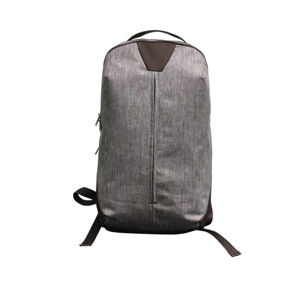 Backpack for work in brown