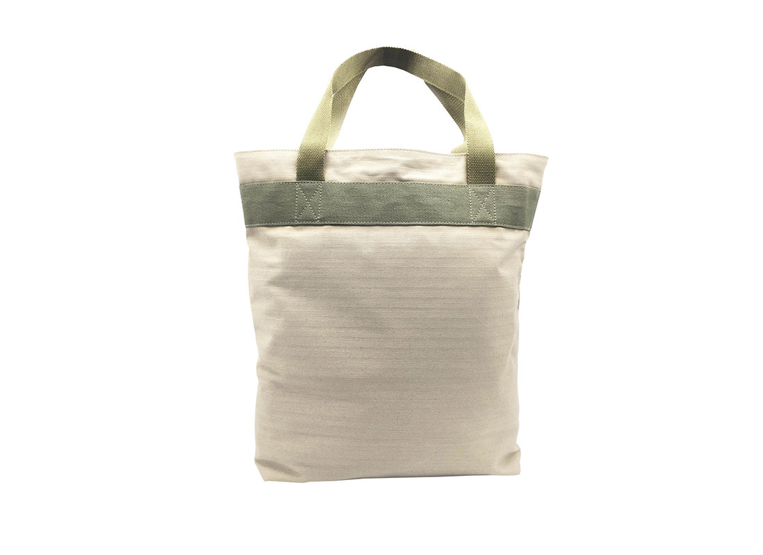 100% Cotton Tote Back
