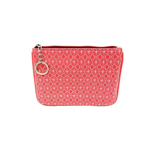 Small pouch in pink