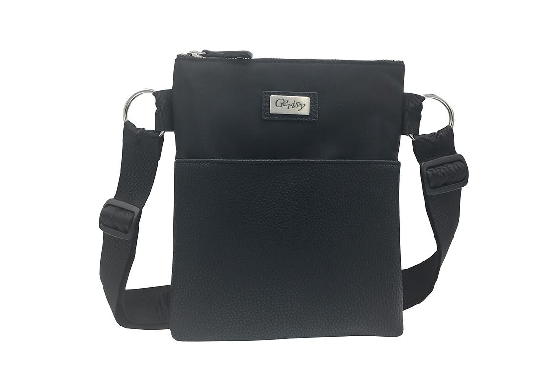 Large Waist bag in Black for women