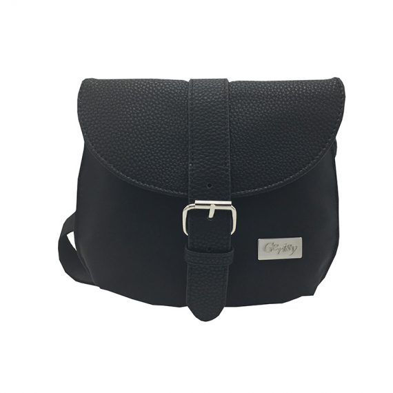 Women Elegant Waist bag in black