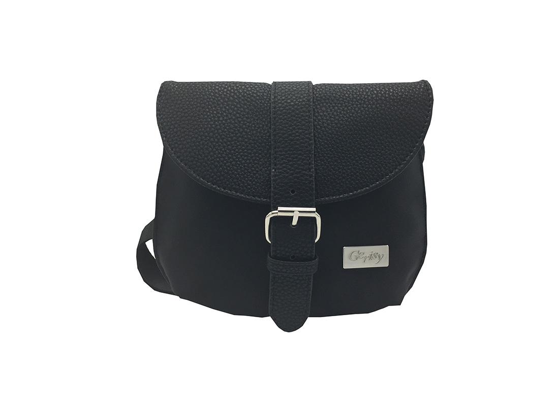 Women Elegant Waist bag in black