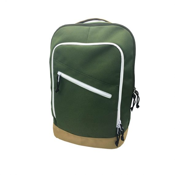 Sporty Backpack in Military Green