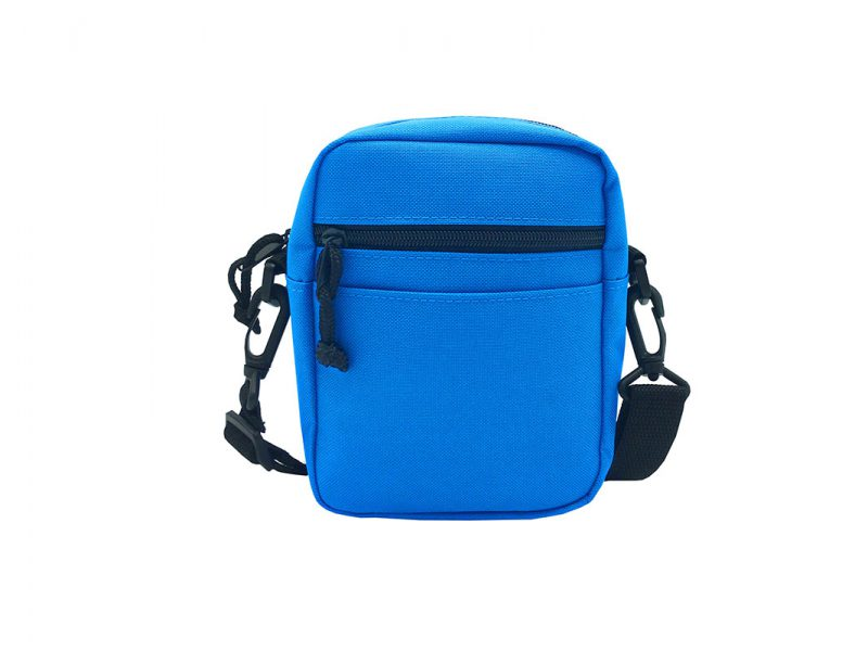 Blue small shoulder bag