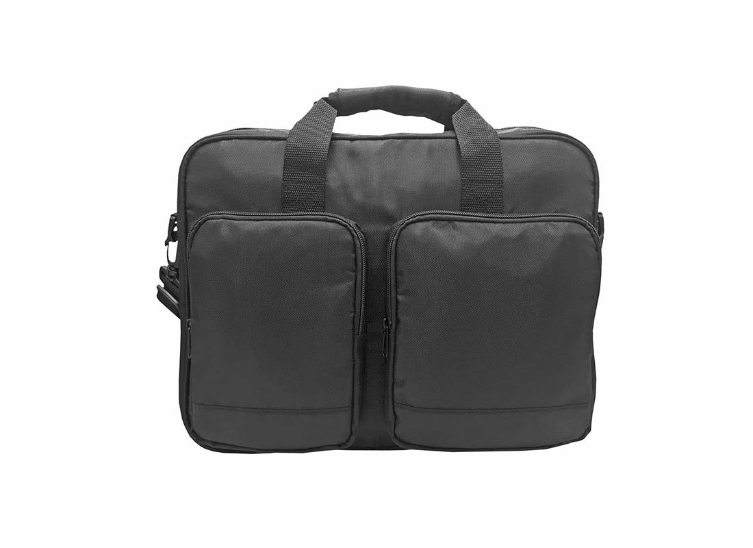 Laptop Briefcase in Black