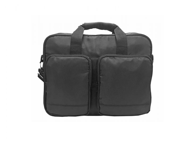 Laptop Briefcase in Black