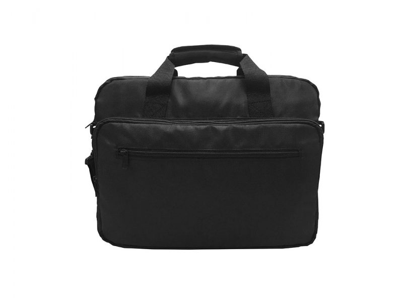 Padded Laptop Bag in Black