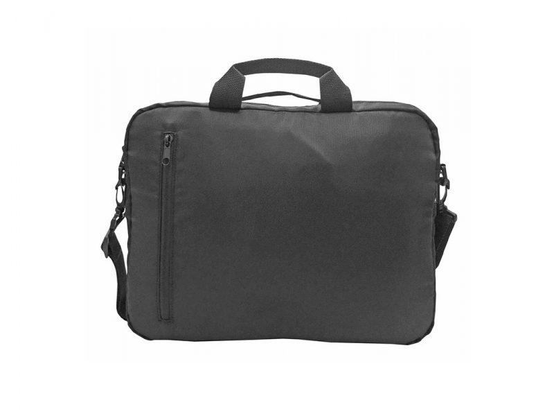3 way Laptop bag in Black
