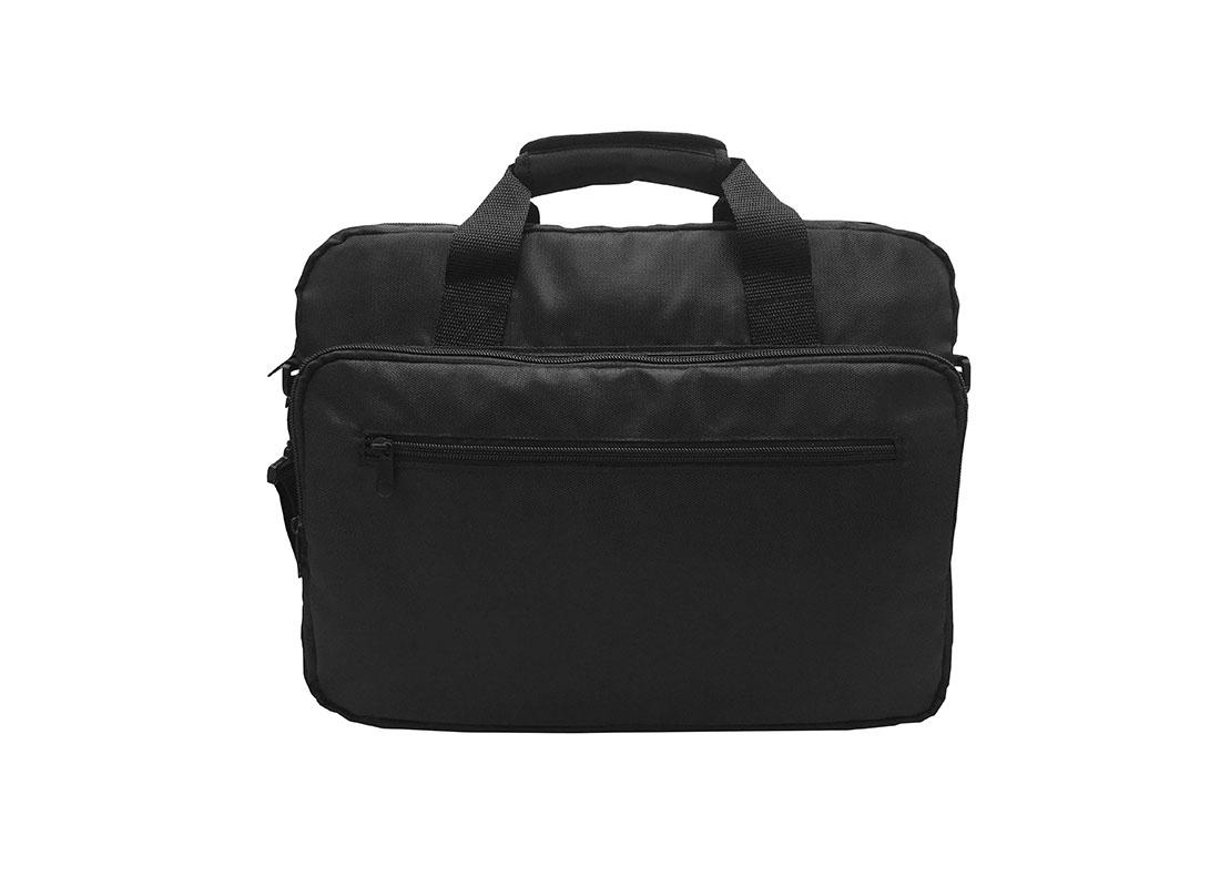 Padded Laptop Bag in Black