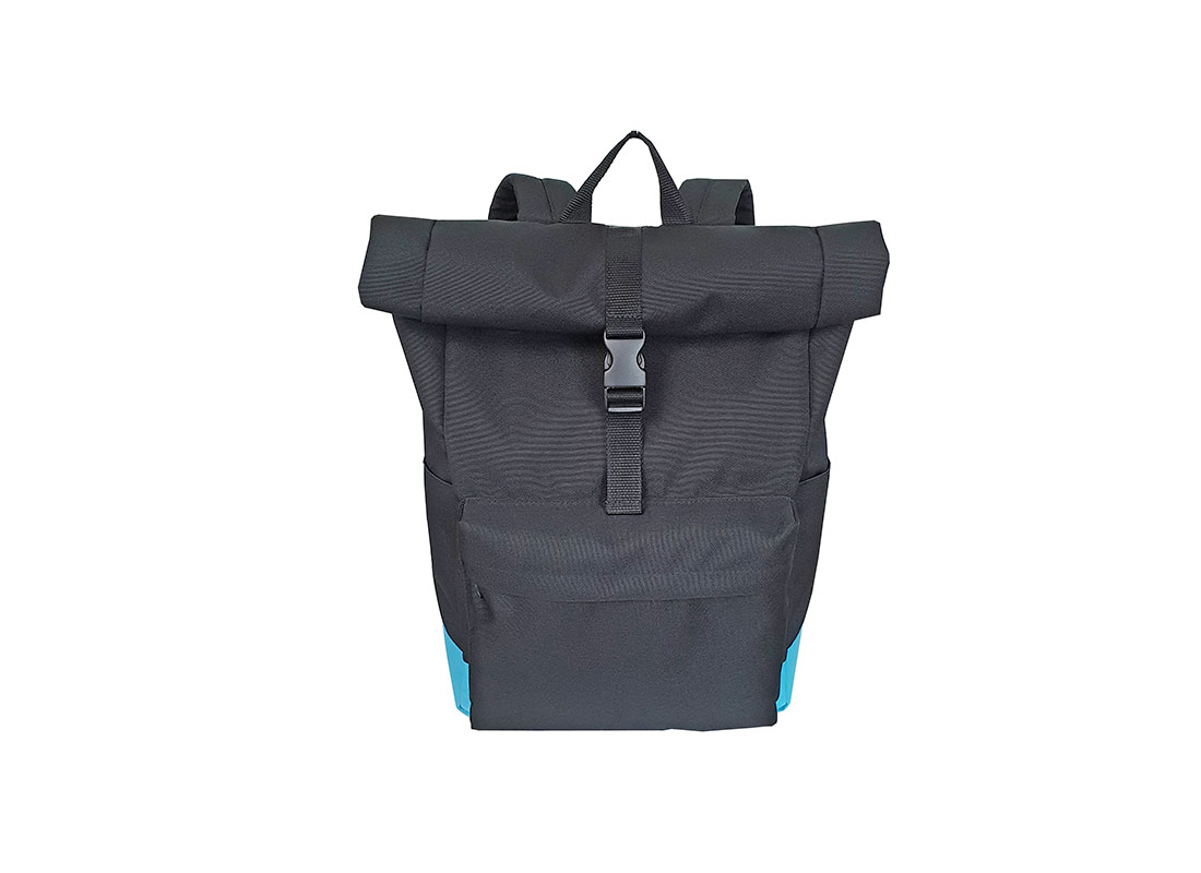 Roll Top Laptop Backpack
